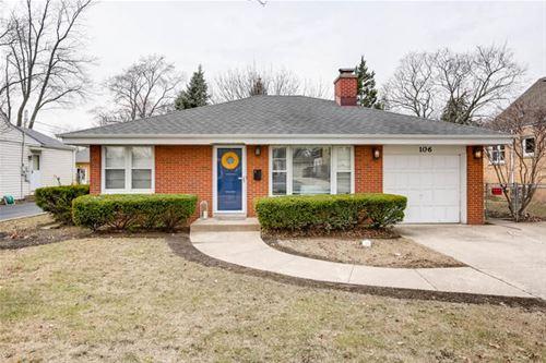 106 N Elmhurst, Mount Prospect, IL 60056