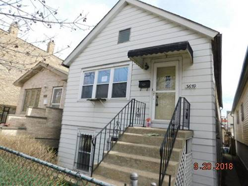3659 S Hermitage, Chicago, IL 60609