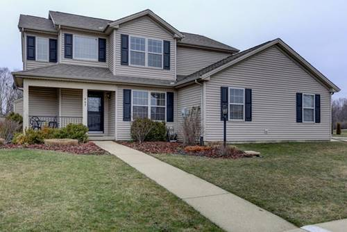 807 Timber Ridge, Mahomet, IL 61853