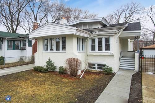 4504 N Lawndale, Chicago, IL 60625
