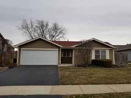 672 Melissa, Bolingbrook, IL 60440