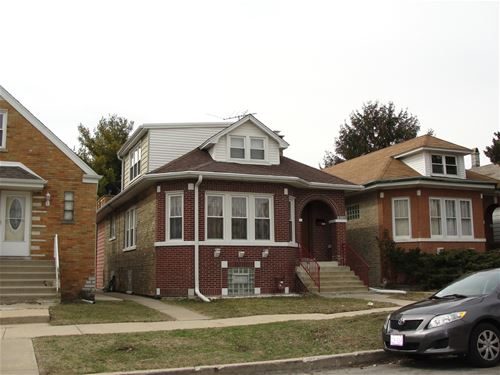 6307 W School, Chicago, IL 60634