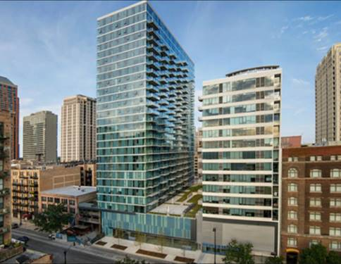 1345 S Wabash Unit 412, Chicago, IL 60605 South Loop