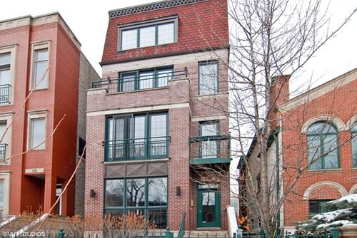 1038 N Wolcott Unit 1, Chicago, IL 60622 Noble Square