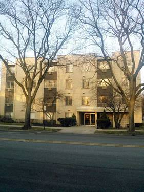 627 Ridge Unit 403, Wilmette, IL 60091
