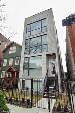 1030 N Honore Unit 3, Chicago, IL 60622 Noble Square