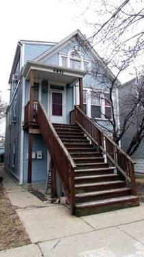 4851 W Ainslie, Chicago, IL 60630
