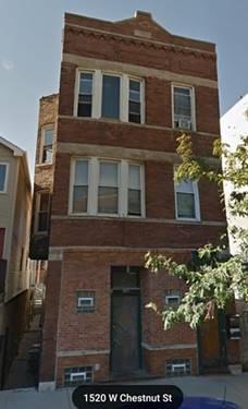 1521 W Chestnut, Chicago, IL 60642 Noble Square