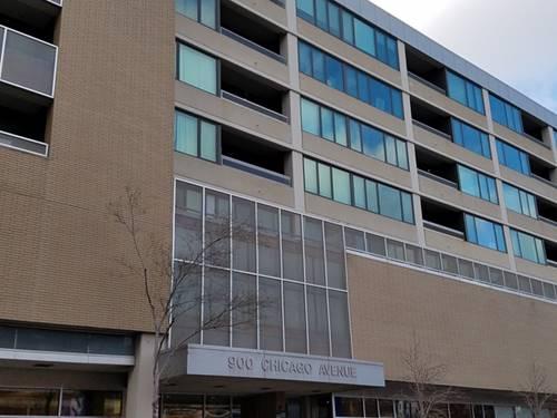 900 Chicago Unit 610, Evanston, IL 60202