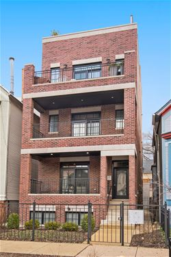 843 W Lill Unit 3, Chicago, IL 60614 Lincoln Park