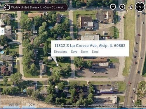 11832 S La Crosse, Alsip, IL 60803