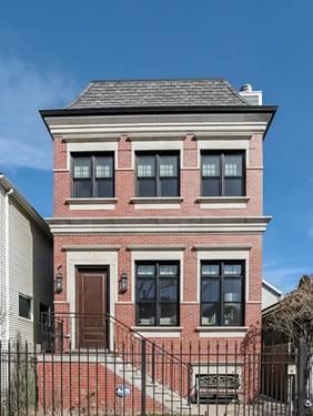 1734 W Fletcher, Chicago, IL 60657 West Lakeview