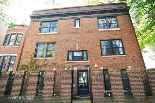 1137 W Lill Unit 3W, Chicago, IL 60614 West Lincoln Park