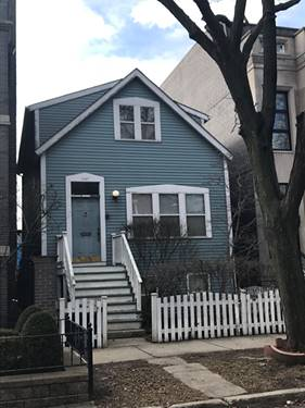 1427 W Wrightwood, Chicago, IL 60614 West Lincoln Park