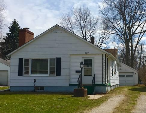 409 Thompson, Ottawa, IL 61350