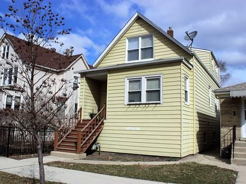4826 W Berteau, Chicago, IL 60641