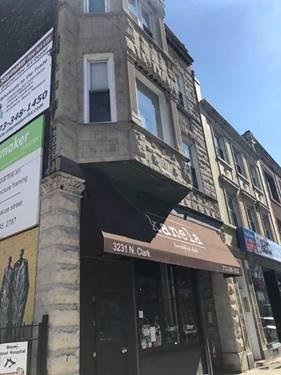 3231 N Clark Unit 3, Chicago, IL 60657 Lakeview