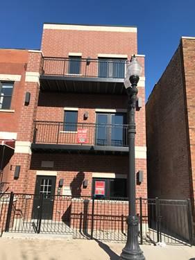 2248 W Taylor Unit 3, Chicago, IL 60612
