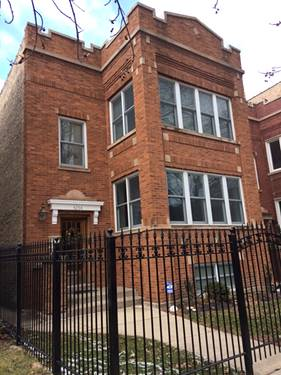 4234 N Mozart, Chicago, IL 60618