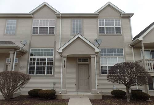 2643 Canyon Unit 2643, Plainfield, IL 60544