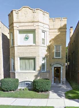 5847 N Campbell Unit 1, Chicago, IL 60659