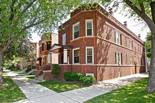 2252 W Waveland Unit 2, Chicago, IL 60618 North Center