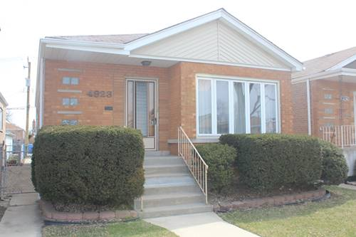 4923 S Leamington, Chicago, IL 60638