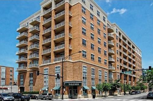 950 W Monroe Unit 807, Chicago, IL 60607