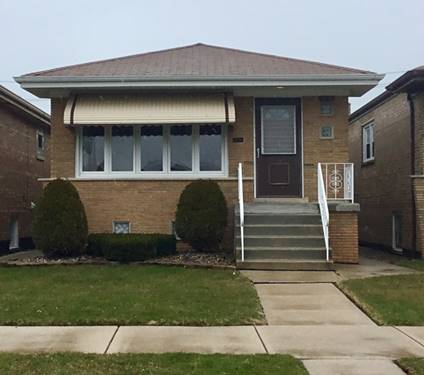 4751 S Kenneth, Chicago, IL 60632