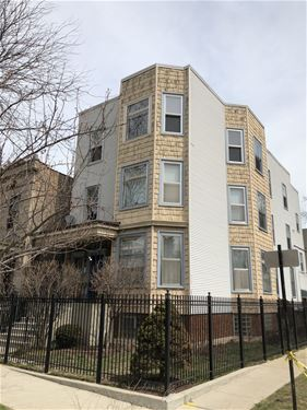 2035 N Sawyer Unit 3, Chicago, IL 60647 Logan Square