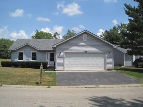 889 Pine Hill, Antioch, IL 60002