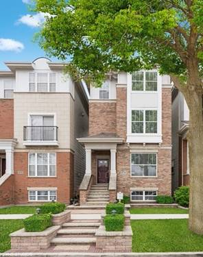 4731 N Laporte, Chicago, IL 60630