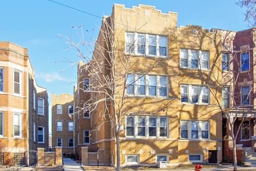 1930 W Addison Unit 2S, Chicago, IL 60613 North Center