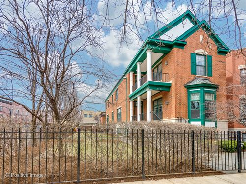 2728 N Paulina, Chicago, IL 60614 West Lincoln Park