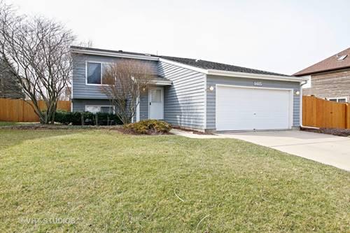 1415 Comanche, Bolingbrook, IL 60490