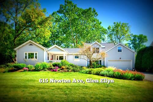 615 Newton, Glen Ellyn, IL 60137