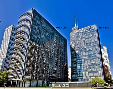 900 N Lake Shore Unit 910, Chicago, IL 60611 Streeterville