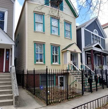 2916 N Racine, Chicago, IL 60657 Lakeview