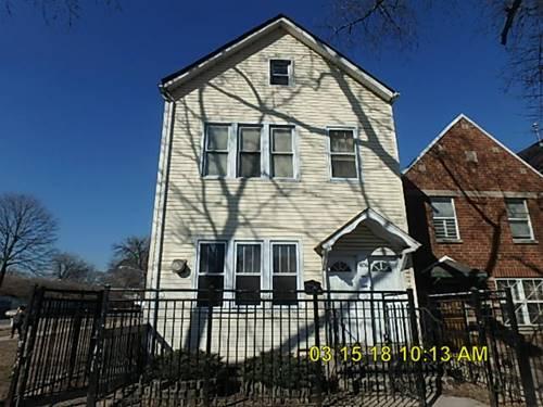 4856 S Winchester, Chicago, IL 60609