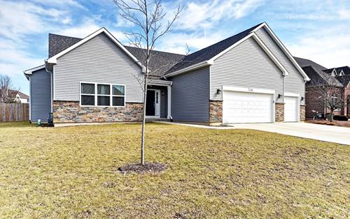 712 Greenfield Turn, Yorkville, IL 60560
