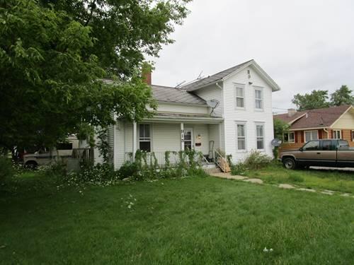 915 E Church, Sandwich, IL 60548