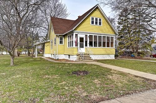 105 S Peck, Gardner, IL 60424