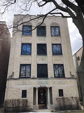 6048 N Washtenaw Unit 3, Chicago, IL 60659