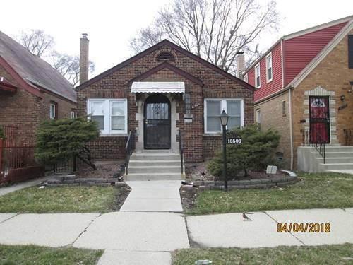10506 S Calumet, Chicago, IL 60628