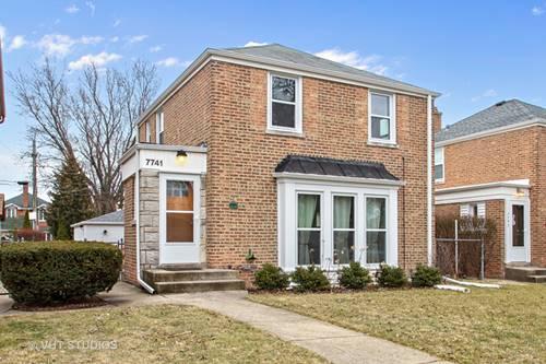 7741 W Rosedale, Chicago, IL 60631