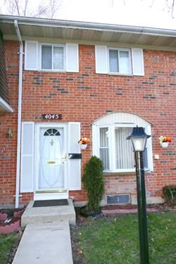 4045 Euclid Unit 4045, Richton Park, IL 60471