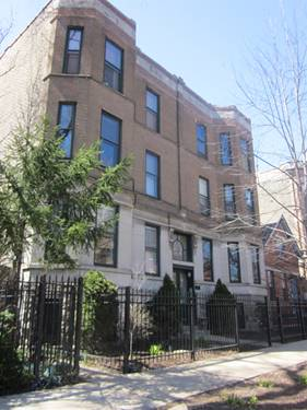 1944 N Seminary Unit 1, Chicago, IL 60614 West Lincoln Park