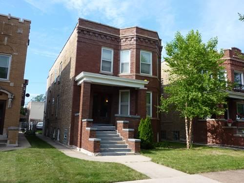 5226 W Hutchinson, Chicago, IL 60641