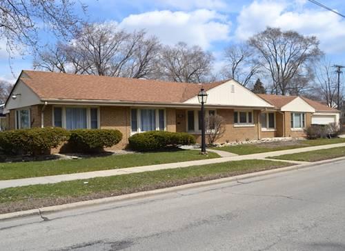 9845 S Maplewood, Evergreen Park, IL 60805
