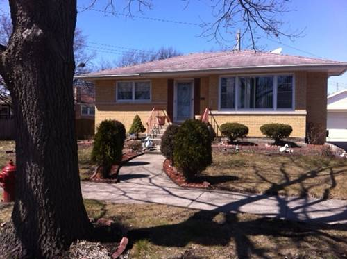 5420 Drury, Oak Lawn, IL 60453